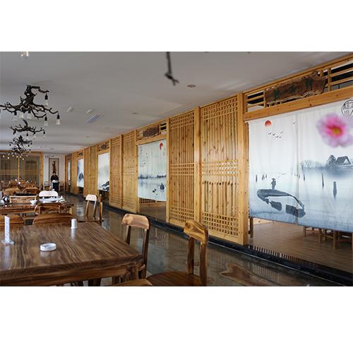 桓台旅游民宿宴会厅